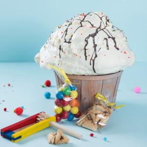 משלוח מנות גלידה